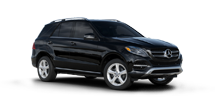 New Mercedes-Benz GLE-Class at Marion